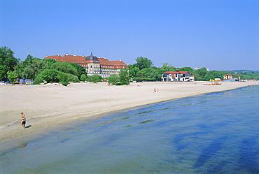 Sopot, Gdansk, Poland