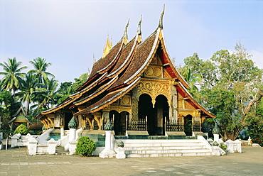 Wat Xieng Thong, Luang Prabang, Laos, Asia