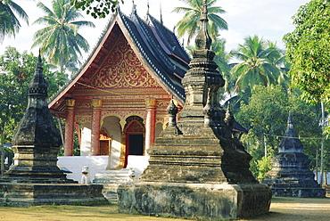 Wat Aham, Luang Prabang, Laos, Asia
