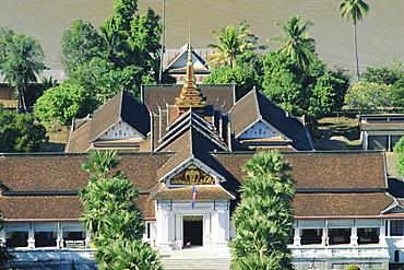 Royal Palace, Luang Prabang, Laos, Asia
