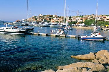 Porto Cervo, Costa Smeralda, island of Sardinia, Italy, Mediterranean, Europe