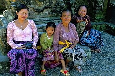 Tirta Empul temple, Ubud region, island of Bali, Indonesia, Southeast Asia, Asia