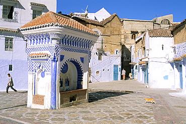 Chefchaouen, Rif region, Morocco, North Africa, Africa