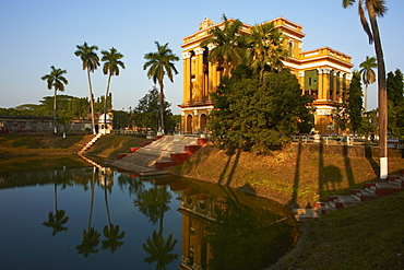 Katgola Palace, Murshidabad, former capital of Bengal, West Bengal, India, Asia