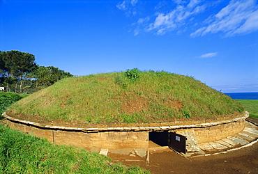 6th c.BC necropolis, Livorno, Tuscany, Italy, Europe