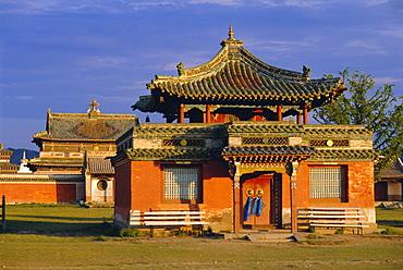 Erdene Zuu Monastery, Kharkhorin, Karakorum, Ovorkhangai, Mongolia