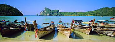 Loh Laanaa, Phi Phi Don, Ko Phi Phi, Krabi Province, Thailand