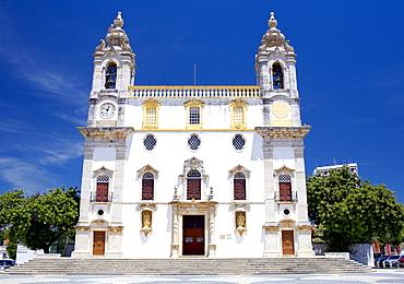Nossa Senhora do Carmo church, Faro, Algarve, Portugal, Europe
