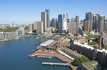Circular Quay and The Rocks, Sydney, New South Wales, Australia, Pacific