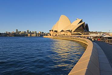 Opera House, UNESCO World Heritage Site, Sydney, New South Wales, Australia, Pacific