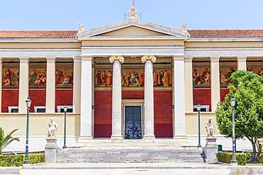 University of Athens, Athens, Greece, Europe