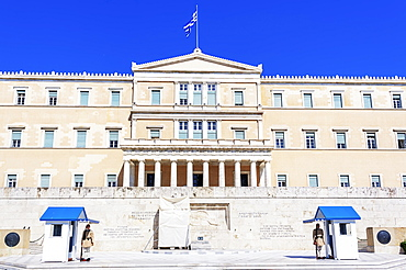 Parliament building, Athens, Greece, Europe