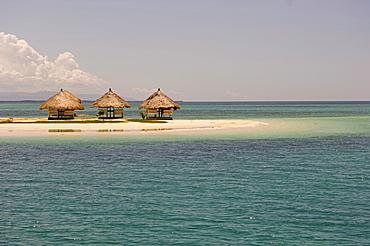 Pandanon Island, Nalusuan Marine Sanctuary, Cebu island, The Philippines, Asia