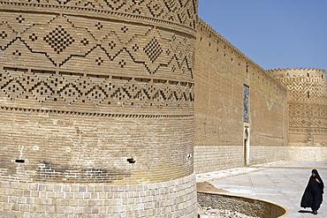 The Karim Khan Castle, Shiraz, Iran, Middle East