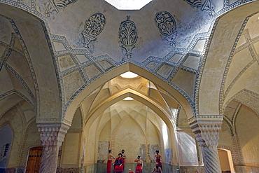 Vakil Bath, an old public bath, Shiraz, Iran, Middle East