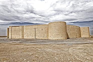The Zein-o-Din Caravanserai, Yazd area, Iran, Middle East