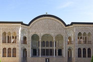 Tabatabaei 's House, Kashan city, Iran, Middle East