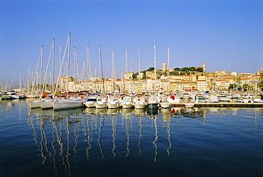 The Port, Cannes, Cote d'Azur, Provence, France