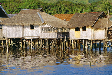 Village of Coron, Busuanga Island, Calamian Archipelago, Palawan, Philippines