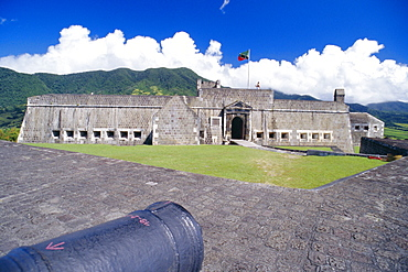 St Kitts Fortress, West Indies