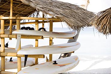 Boards in the Shade, maldives