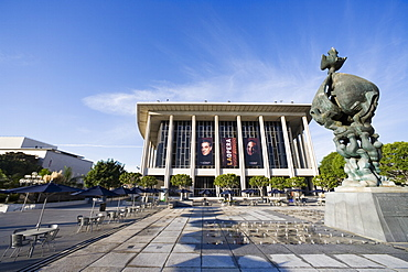 Dorothy Chandler Pavilion, Music Center, Downtown, Los Angeles, California, United States of America, North America