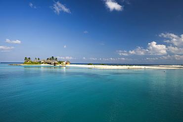 Remote island, Maldives, Indian Ocean, Asia