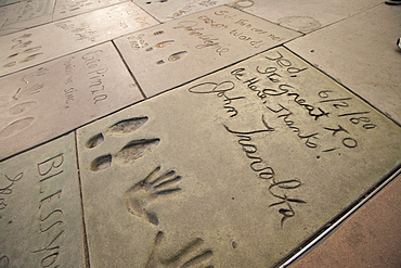 Manns Chinese Theatre, Los Angeles, California, United States of America, North America