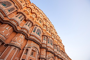 Palace of the Winds, Jaipur, Rajasthan, India, Asia