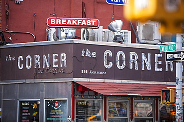 The Corner Deli, New York, United States of America, North America
