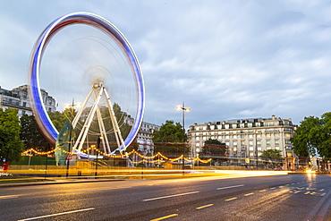 Funfair at Marble Arch, London, England, United Kingdom, Europe