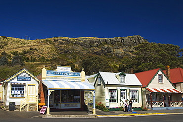 Coffee shop and tea room and local store, Stanley, Tasmania, Australia, Pacific