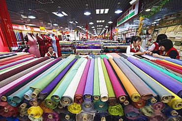 Silk Street Market, Beijing, China, Asia