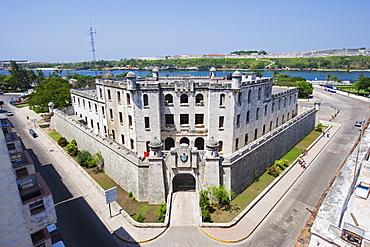 Castillo de la Real Fuerza, Habana Vieja (Old Town), UNESCO World Heritage Site, Havana, Cuba, West Indies, Caribbean, Central America