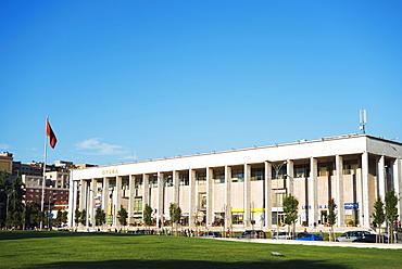Theatre of Opera and Ballet, Tirana, Albania, Europe