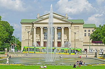 Teatre Wielki (Great Theatre), Poznan, Poland, Europe