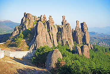 Kaleto Rock Fortress, rock formations, Belogradchik, Bulgaria, Europe