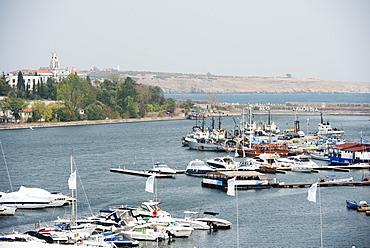 Sozopol Marina, Black Sea Coast, Bulgaria, Europe