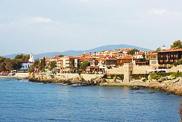 Old Town, Sozopol, Black Sea Coast, Bulgaria, Europe