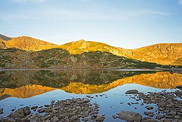 Sedem Rilski Ezera (Seven Rila Lakes) hiking area, Bulgaria, Europe