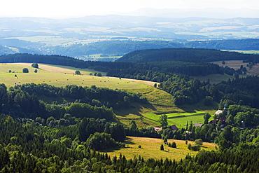 Gory Stolowe National Park, Silesia, Poland, Europe