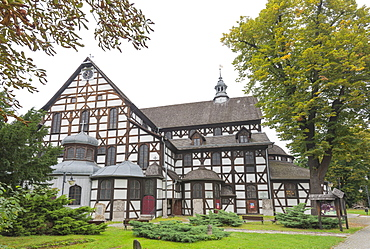 Church of Peace, Swidnica, UNESCO World Heritage Site, Silesia, Poland, Europe