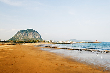 Mount Sanbangsan, Jeju Island, UNESCO World Heritage Site, South Korea, Asia