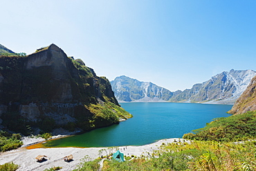 Pinatubo volcano, Luzon, Philippines, Southeast Asia, Asia