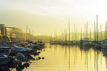 Msida Creek Harbour, Valletta, Malta, Mediterranean, Europe