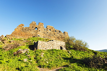 Amberd, 7th-century fortress located on the slopes of Mount Aragat, Aragatsotn Province, Armenia, Caucasus, Central Asia, Asia