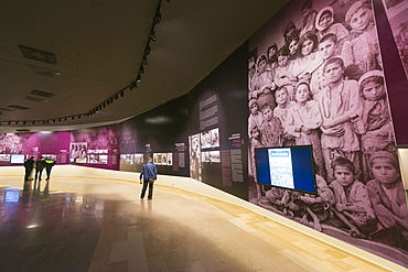 Genocide Memorial Museum, Yerevan, Armenia, Caucasus region, Central Asia, Asia