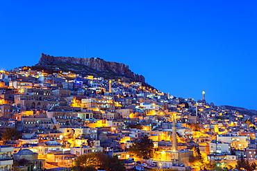 Mardin old town, Anatolia, Turkey, Asia Minor, Eurasia