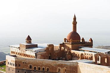 Ishak Pacha Palace (Ishak Pasa Sarayi), UNESCO World Heritage Site, Dogubayazit, Anatolia, Turkey, Asia Minor, Eurasia