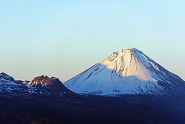 Mount Ararat, 5137m, Dogubayazit, Anatolia, Turkey, Asia Minor, Eurasia